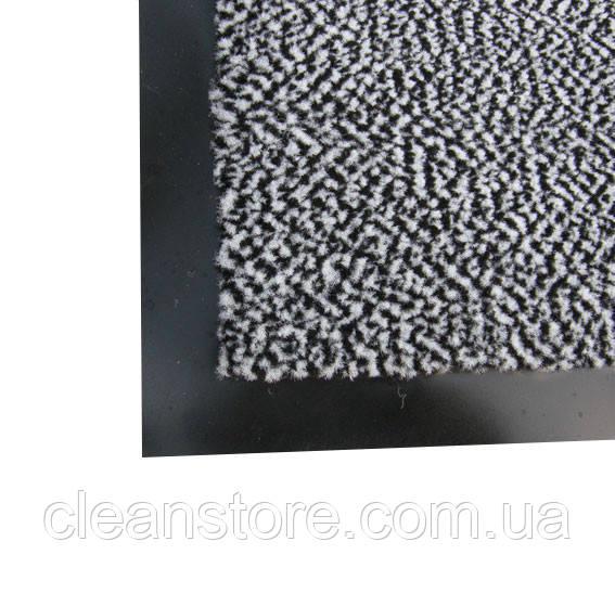 Ламбет Полипропиленовый грязезащитный коврик 120*150, серый