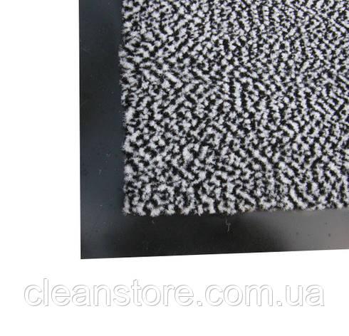 Ламбет Полипропиленовый грязезащитный коврик 120*150, серый, фото 2