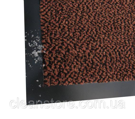 Ламбет Полипропиленовый грязезащитный коврик 60*90, коричневый