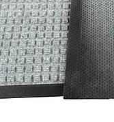 Грязезащитный коврик Ватер-Холд (Water-hold), 180*120, серый