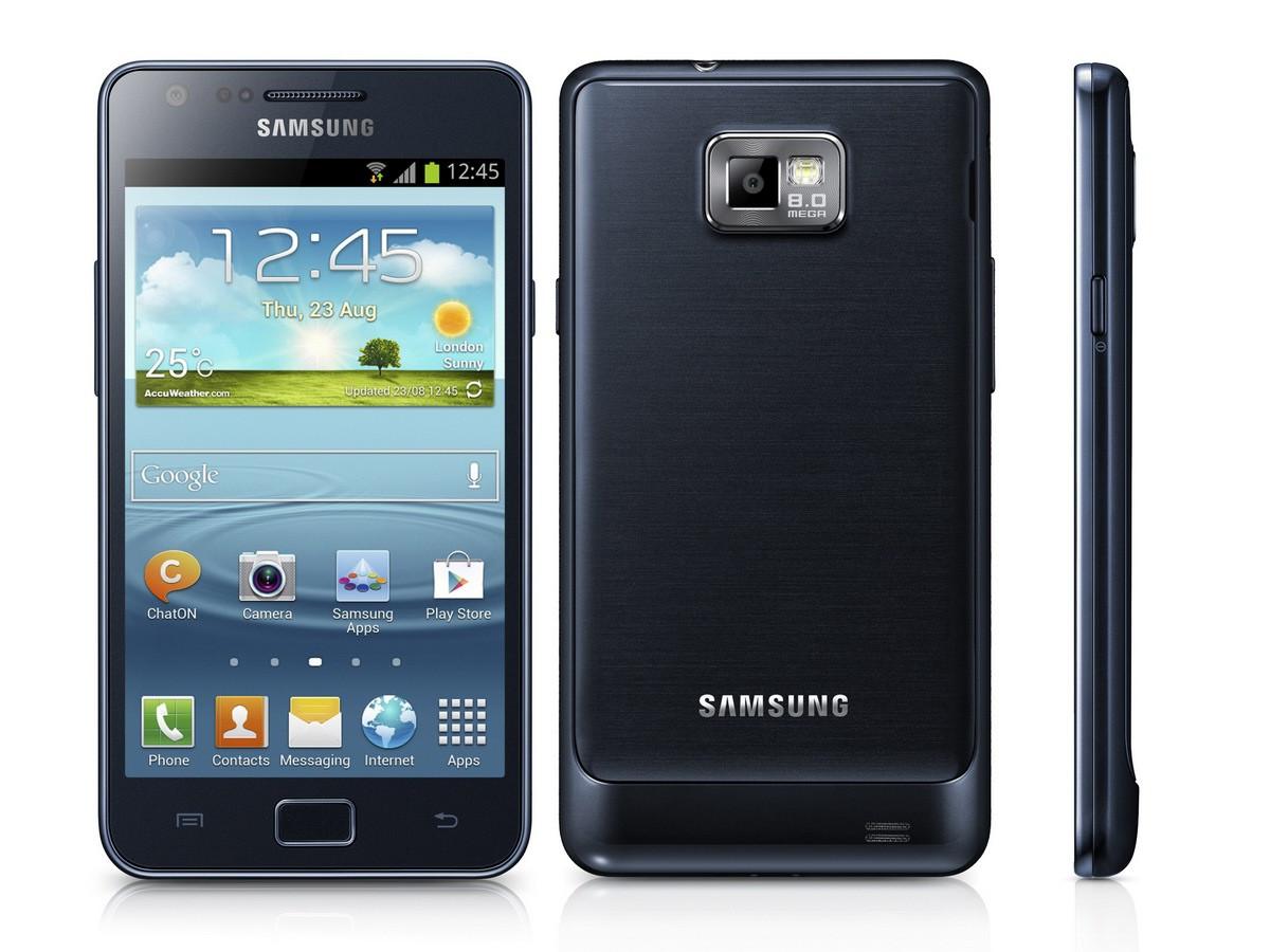 "Телефон Samsung Galaxy GT-i9100 - 1Sim + 4.3"" GPS + Android 4"