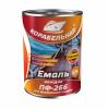 Эмаль ПФ-266 для пола 2,8 кг красно-коричневый для яхт и кораблей Поликолор