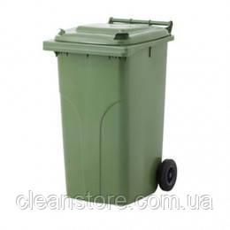 Контейнер для мусора 240л, фото 2