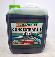 Биозащита для обработки конструкционной древесины Concentrat 1: 9, Байрис  5 л