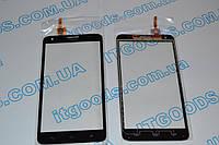 Оригинальный тачскрин / сенсор (сенсорное стекло) для Huawei Ascend Honor 3X G750 (черный цвет)