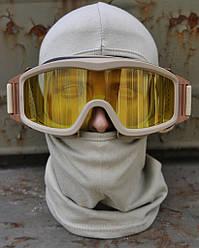 Балистическая маска (3 сменых линзы)