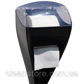Щетка для унитаза с держателем туалетной бумаги DUO LINEA SKIN, фото 2