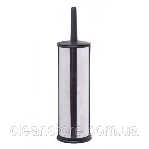 Щетка для унитаза, с пластиковой крышкой