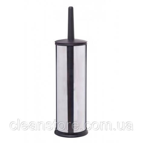 Щетка для унитаза, с пластиковой крышкой, фото 2