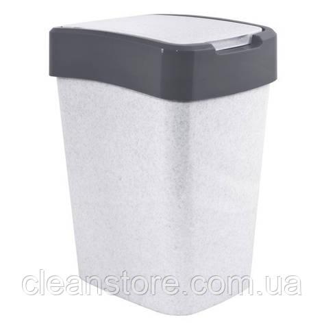 """Відро для сміття """"Євро"""" 25 л, 123067, фото 2"""