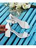 Босоножки на небольшом каблуке из натуральной кожи белого цвета ELEGANTE WHITE LEATHER, фото 6