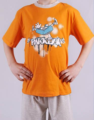 Пижама для мальчика (скейт), фото 2