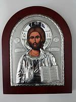 Иконы из мельхиора 8х7см, фото 1