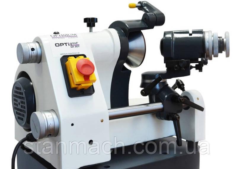 Станок для заточки инструмента по металлу OPTIgrind GH 20T