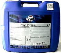 Масло в 5 АКПП Fuchs Titan ATF-3353 (MB 236.12) 20л, фото 1