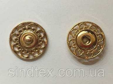 Кнопка метал № А02/G