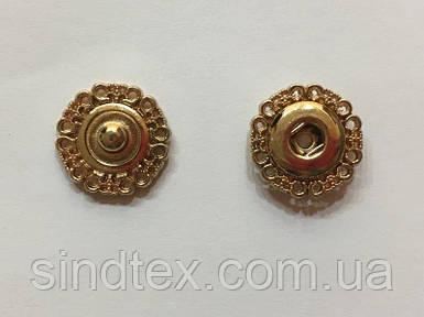 Кнопка метал № А10/G