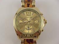 Часы женские наручные Skmei MK-3119 золото гепард копия, фото 1