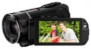 Видеокамера Canon LEGRIA HF R306 Black
