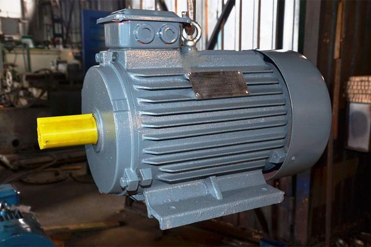 Двигатель АИР355МLA8