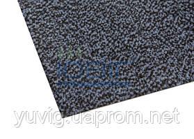 Грязезащитный коврик Париж синий 90х60 см.