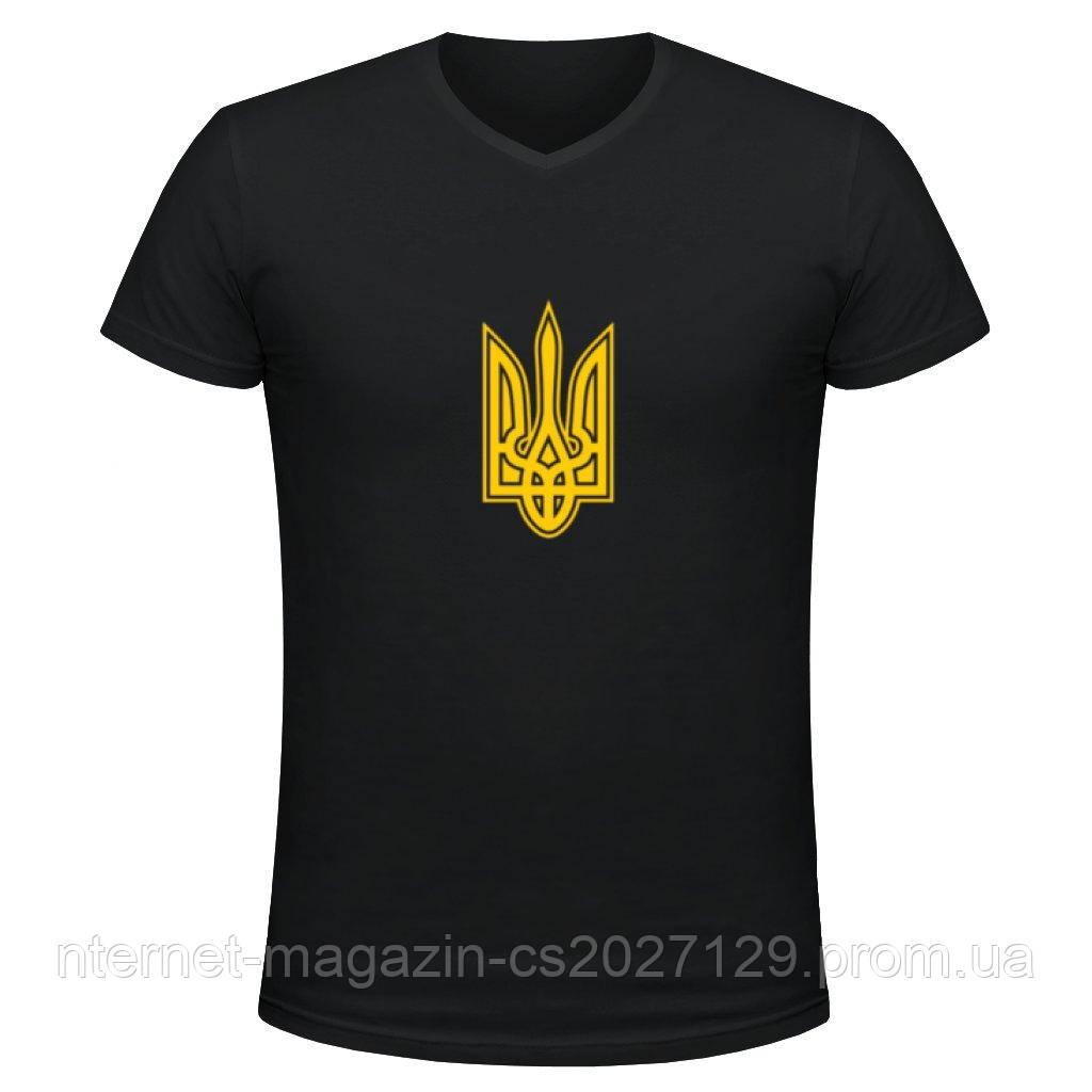 Футболка мужская Герб Золотой