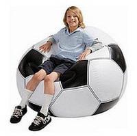 Надувное кресло Intex 68557 Футбольный мяч (оригинал)