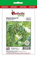 Раннеспелый самоопыляющийся гибрид огурца, Семена огурца Эколь F1 , Syngenta 100 семян (Садыба Центр)