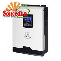 Автономний інвертор Axioma Energy ISMPPT 3000 (2,4 кВт, 1шт. МРРТ)