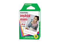 Кассеты Фотобумага fujifilm instax mini glossy 10/pk