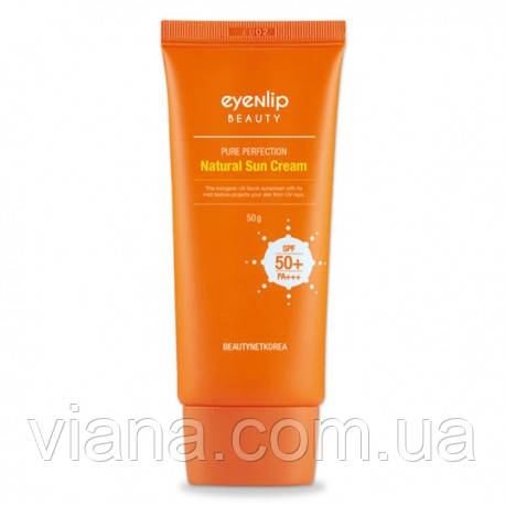 Солнцезащиный крем EYENLIP Pure Perfection Natural Sun Cream UV SPF 50 , 50 мл