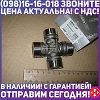 ⭐⭐⭐⭐⭐ Крестовина рулевого вала карданного МАЗ, МОСКВИЧ, Сельхозтехника ( с подшипником ) (RIDER) 408-2201025
