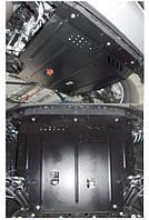 Защита двигателя и кпп  радиатора Ford Transit  2000-2006