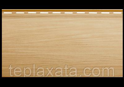 Сайдинг блокхаус Альта-Профиль Карелия ВН-1 бук (0,62 м2)