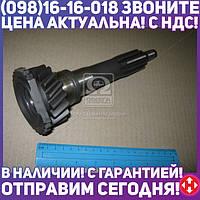 ⭐⭐⭐⭐⭐ Вал первичный КПП ГАЗ 53 под гайку не в сборе (производство  г.Ровно)  52-1701030-01