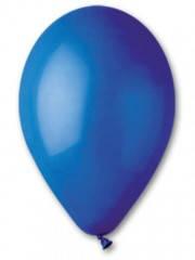 Воздушный шар 12 дюймов синий 1шт