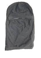 Феска сетка черная