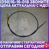 ⭐⭐⭐⭐⭐ Трос спидометра ГАЗ 3307,3309,МТЗ (1570 мм) (бренд  ГАЗ)  ГВ20В-3802600-01