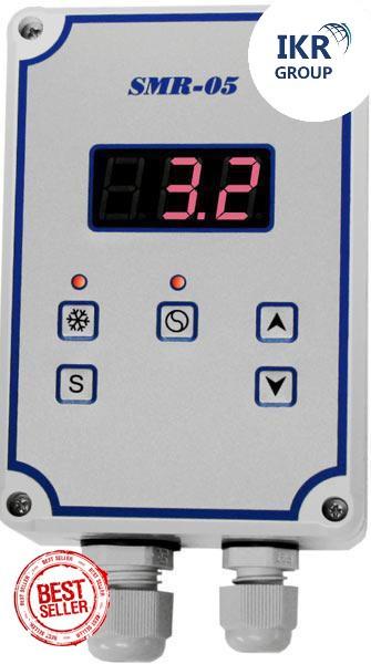 Пульт управления, контроллер Makot SMR-05 для охладителей молока