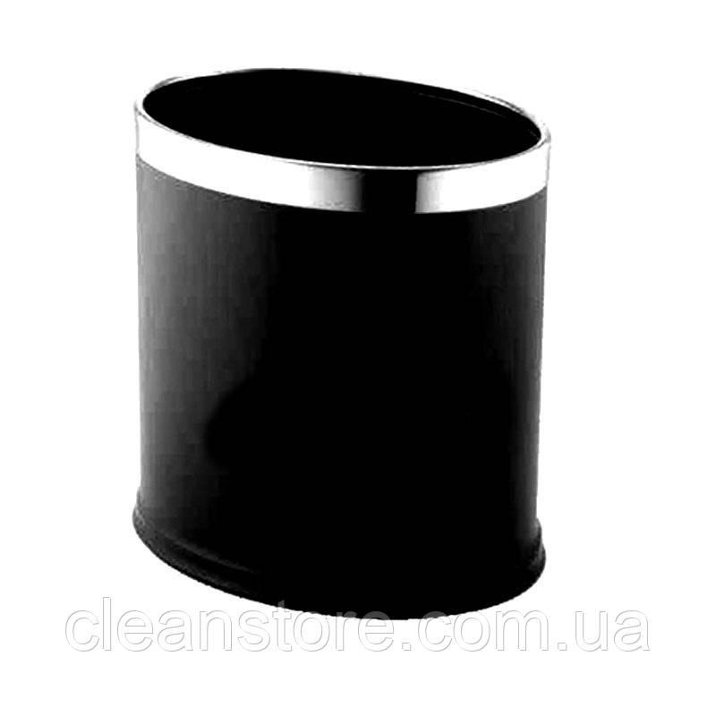 Двошарова кошик для сміття овал