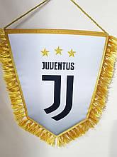 Вимпел тканинної з бахромою FC Juventus