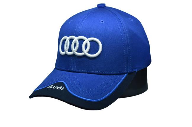 Бейсболка Classic Audi (1118-1), фото 2