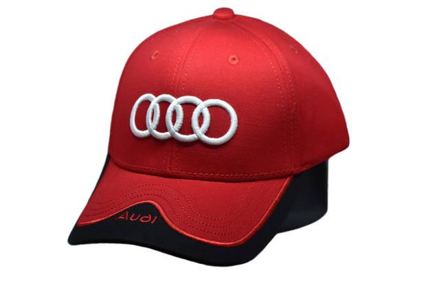 Бейсболка Classic Audi (1118-4), фото 2