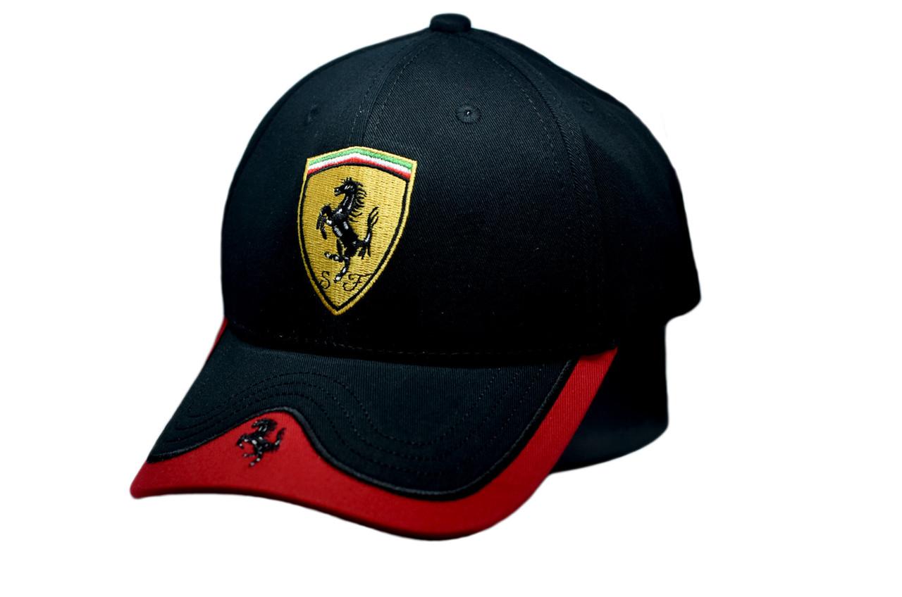 Бейсболка Classic Ferrari (1118-21)