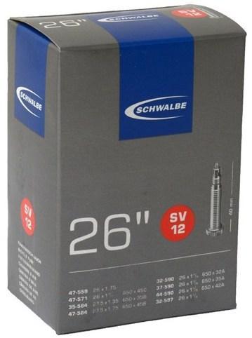 """Камера 26"""" (32/47-559/597) Schwalbe SV12 (10423343) 40мм EK TUB-86-09"""