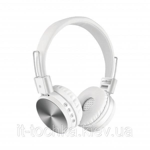 Беспроводная bluetooth гарнитура gmb audio bhp-kix-w белая Киото