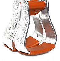 Стремена алюмінієві вестерн, фото 1