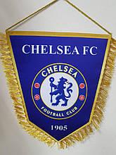 Вимпел тканинної з бахромою FC Chelsea