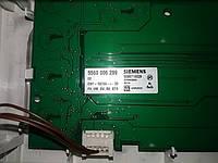 Плата модуль управления стиральная машина Bosch Siemens 5560 005 600 5560 006 299