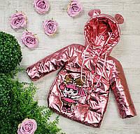 Куртка 780 весна-осень, размеры на рост от 86 до 104 возраст от 1 до 5 лет